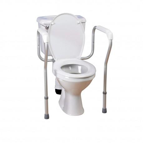 WC-istuimen turvakehikko