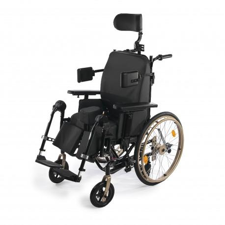 SteelMan Superb monitoimipyörätuoli