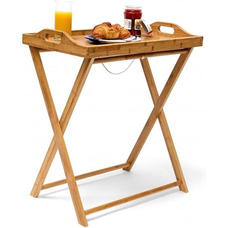 Kokoontaittuva tarjoitinpöytä