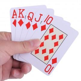 Muoviset pelikortit